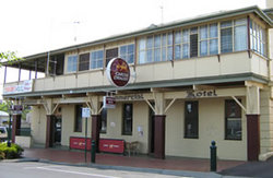 Commercial Hotel Alexandra - ACT Tourism