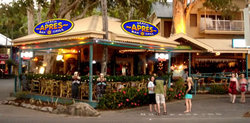 Apres Beach Bar  Grill - Palm Cove - ACT Tourism