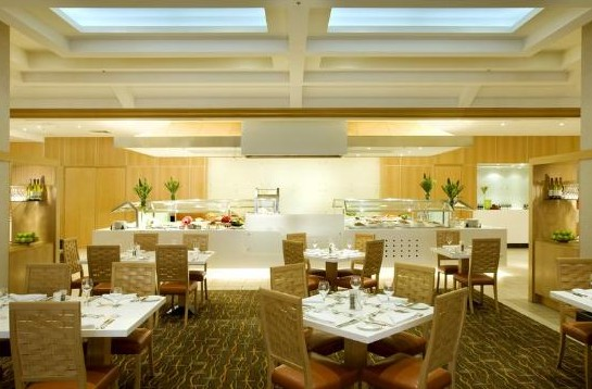 Montereys Restaurant Pan Pacific Perth - ACT Tourism