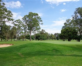 Singleton Golf Club - ACT Tourism