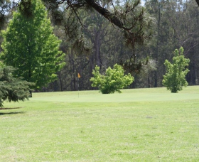 Inverell Golf Club - ACT Tourism