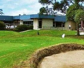 Vincentia Golf Club - ACT Tourism