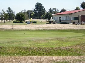 Campbell Town Golf Club - ACT Tourism