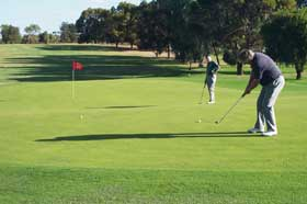 Waikerie Golf Club - ACT Tourism