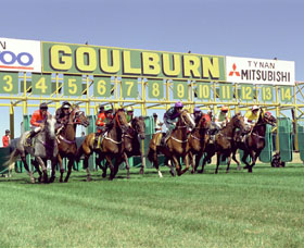 Goulburn and District Racing Club - ACT Tourism