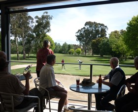 Queanbeyan Golf Club - ACT Tourism