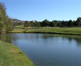 Capital Golf Club - ACT Tourism