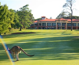 Royal Canberra Golf Club - ACT Tourism
