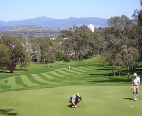 Fairbairn Golf Club - ACT Tourism