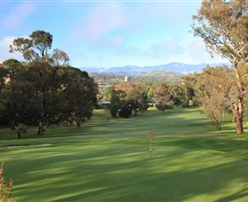 Federal Golf Club - ACT Tourism
