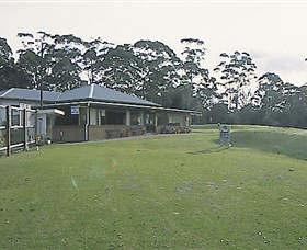 Yarram Golf Club - ACT Tourism