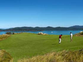 Hamilton Island Golf Club - ACT Tourism