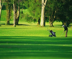Foster Golf Club - ACT Tourism