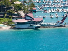 Hamilton Island Yacht Club - ACT Tourism