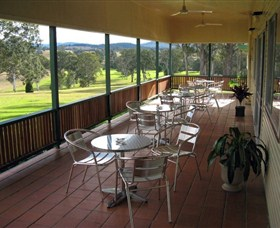 Woodenbong and District Golf Club - ACT Tourism
