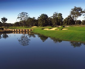 Kooindah Waters Golf Club - ACT Tourism