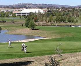 Gungahlin Lakes Golf and Community Club - ACT Tourism