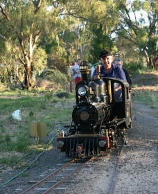 Jerilderie Steam Rail and Heritage Club Inc - ACT Tourism