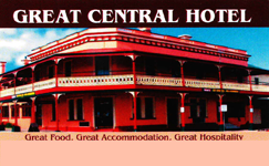 Great Central Hotel - ACT Tourism