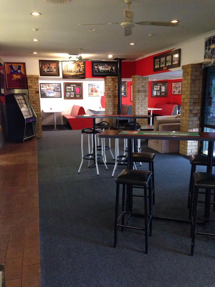 The Back Page Sports Bar  Grill - ACT Tourism
