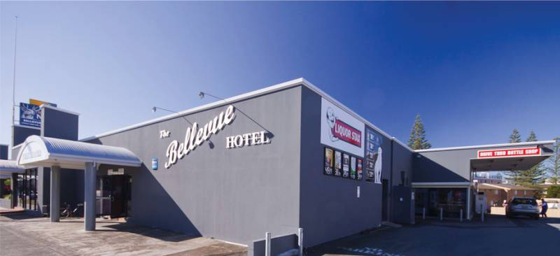 Bellevue Hotel - ACT Tourism