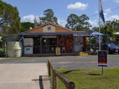 Buxton General Store - ACT Tourism