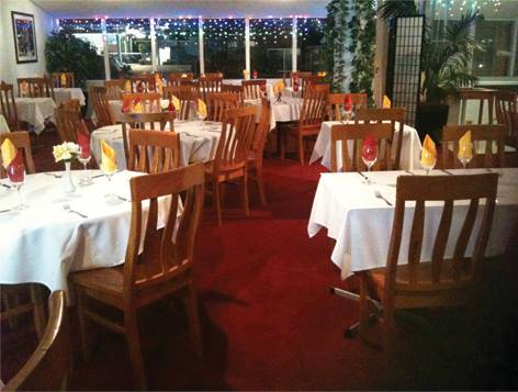 Taj Tandoori Indian Restaurant - ACT Tourism