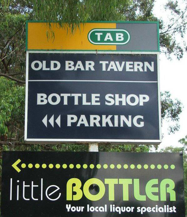 Old Bar Tavern - ACT Tourism