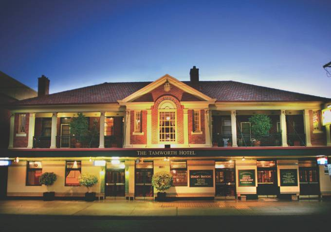 Tamworth Hotel - ACT Tourism