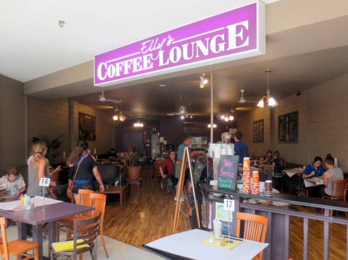 Ellys Coffee Lounge - ACT Tourism