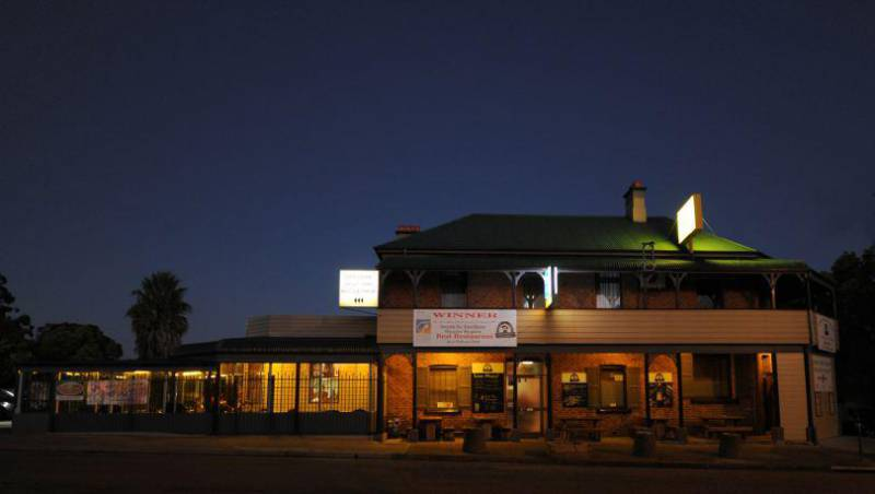 Bushrangers Bar  Brasserie - ACT Tourism
