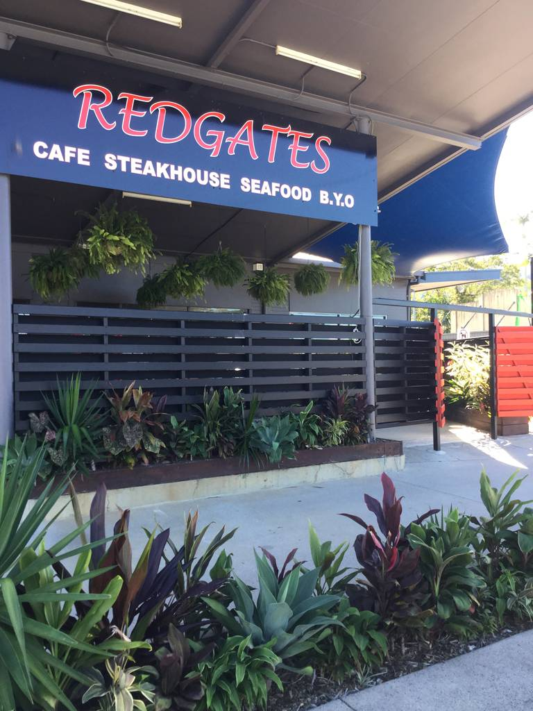 Redgates Caf Steakhouse Seafood - ACT Tourism