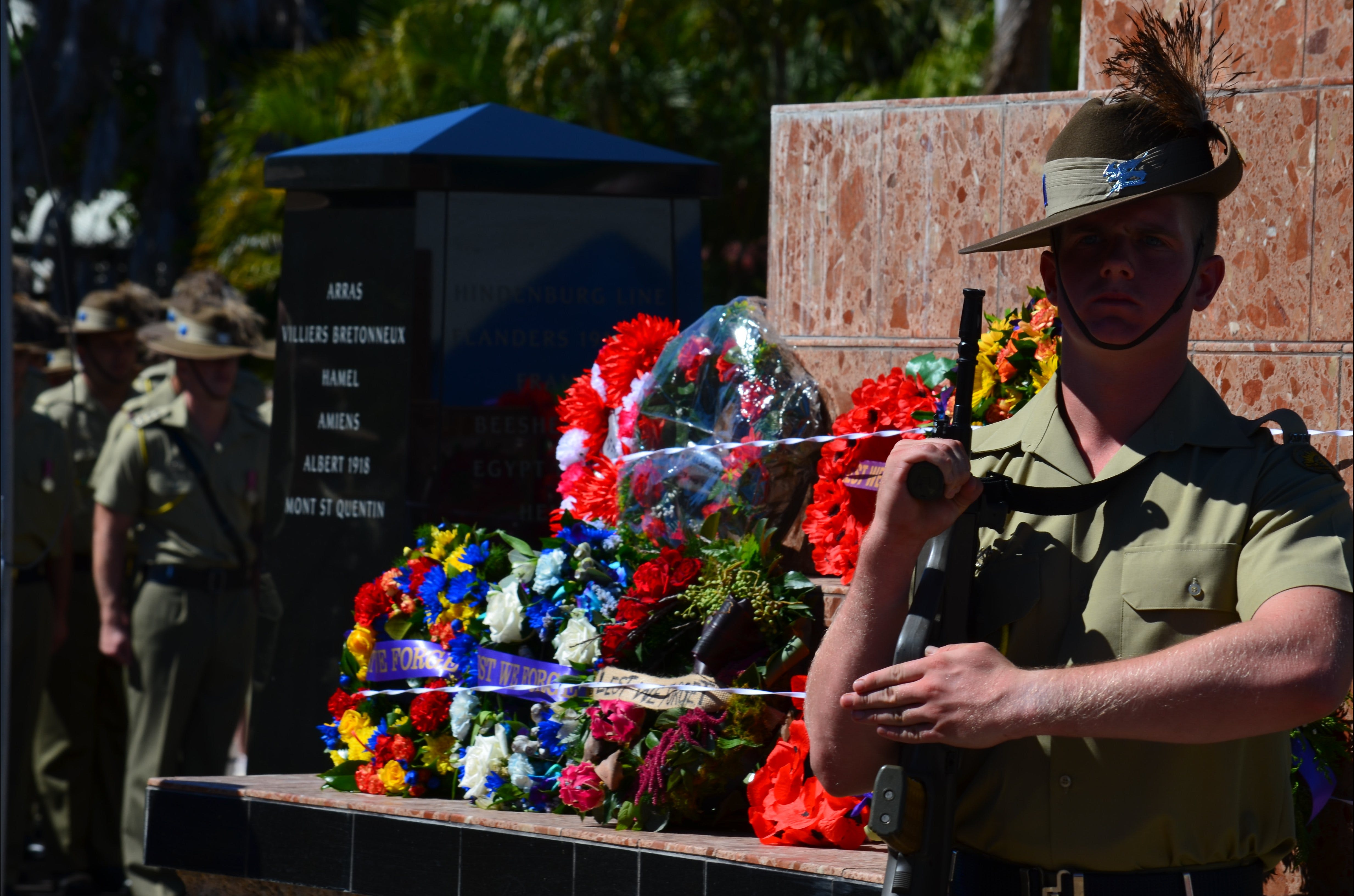 Anzac Day Charters Towers - ACT Tourism