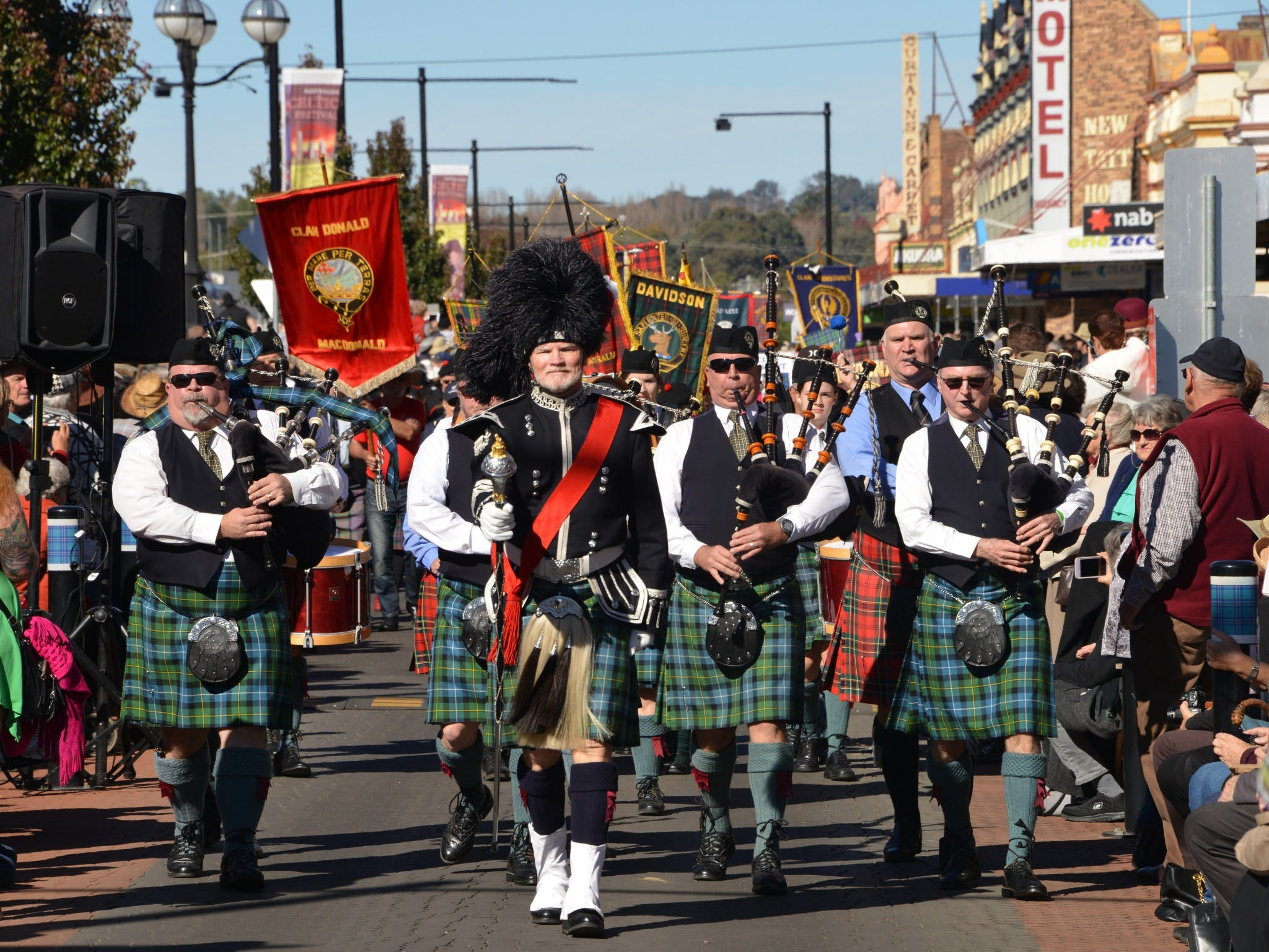 Australian Celtic Festival - ACT Tourism