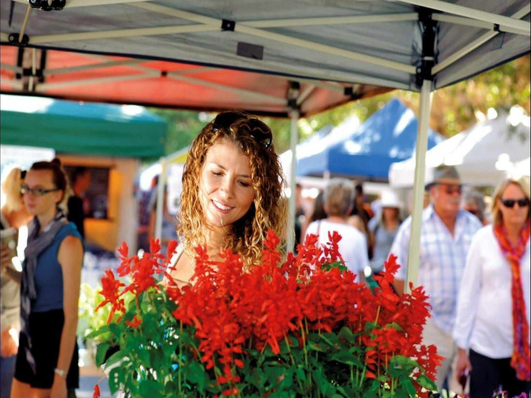 Ballina Missingham Farmers Market - ACT Tourism