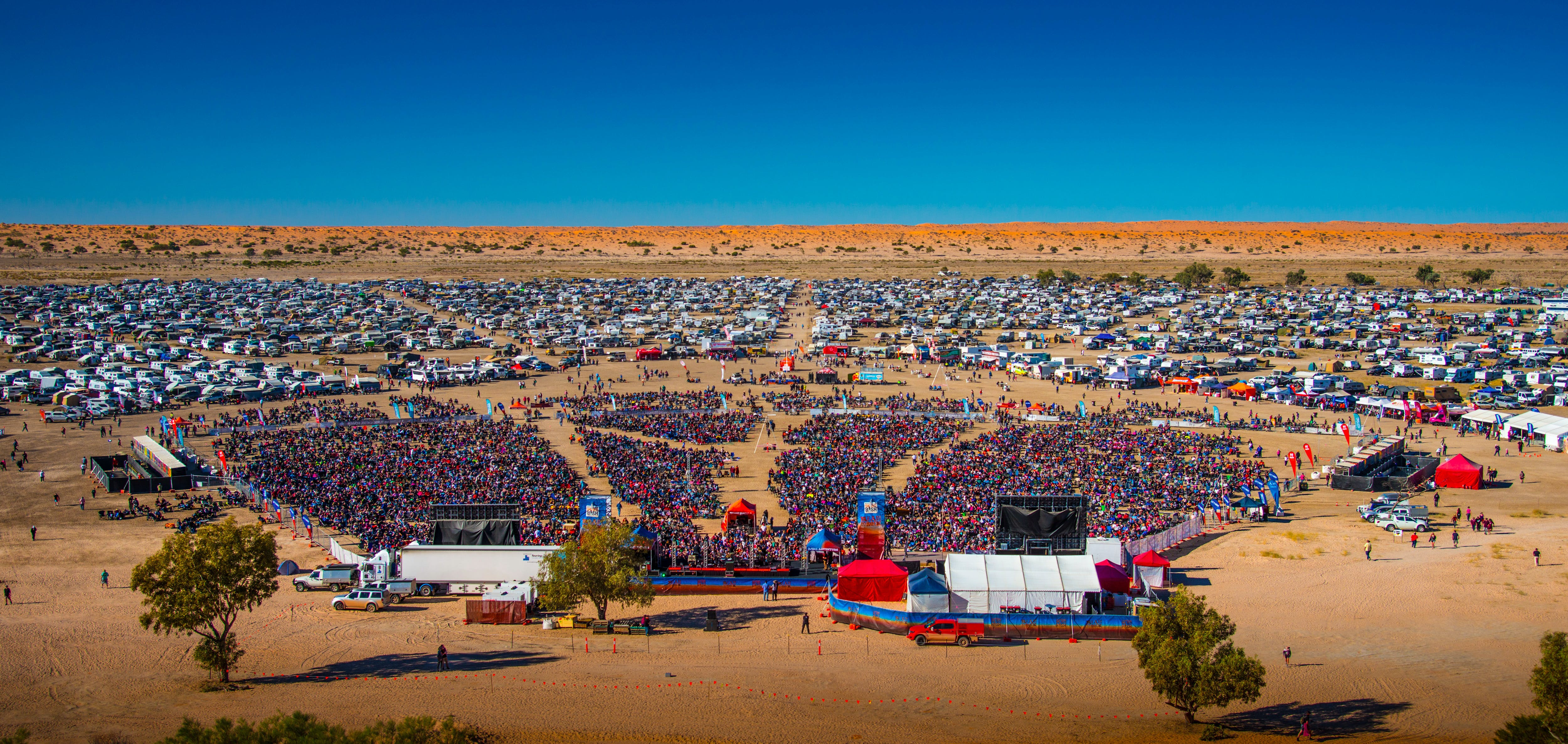 Birdsville Big Red Bash - ACT Tourism