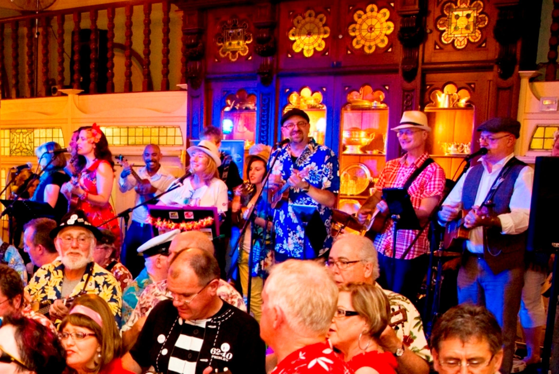 Blue Mountains Ukulele Festival - ACT Tourism