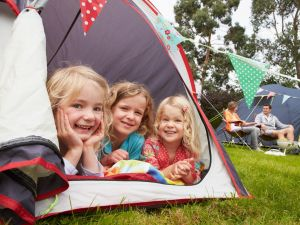 Camp Out In Town - ACT Tourism