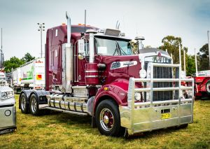 Dane Ballinger Memorial Truck Show - ACT Tourism