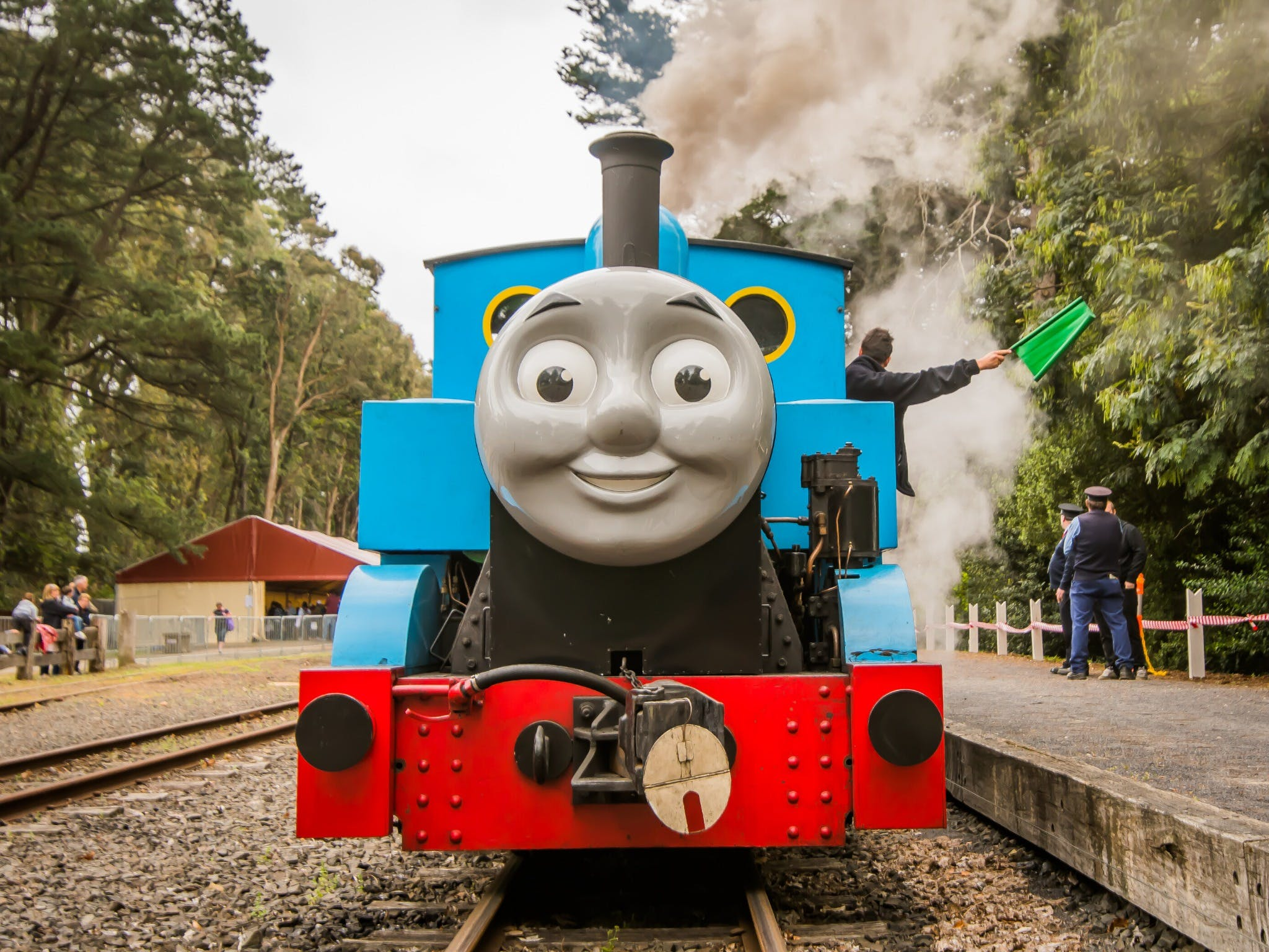 Day out with Thomas at Puffing Billy - ACT Tourism