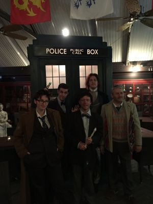 Dr Who Quiz Night - ACT Tourism