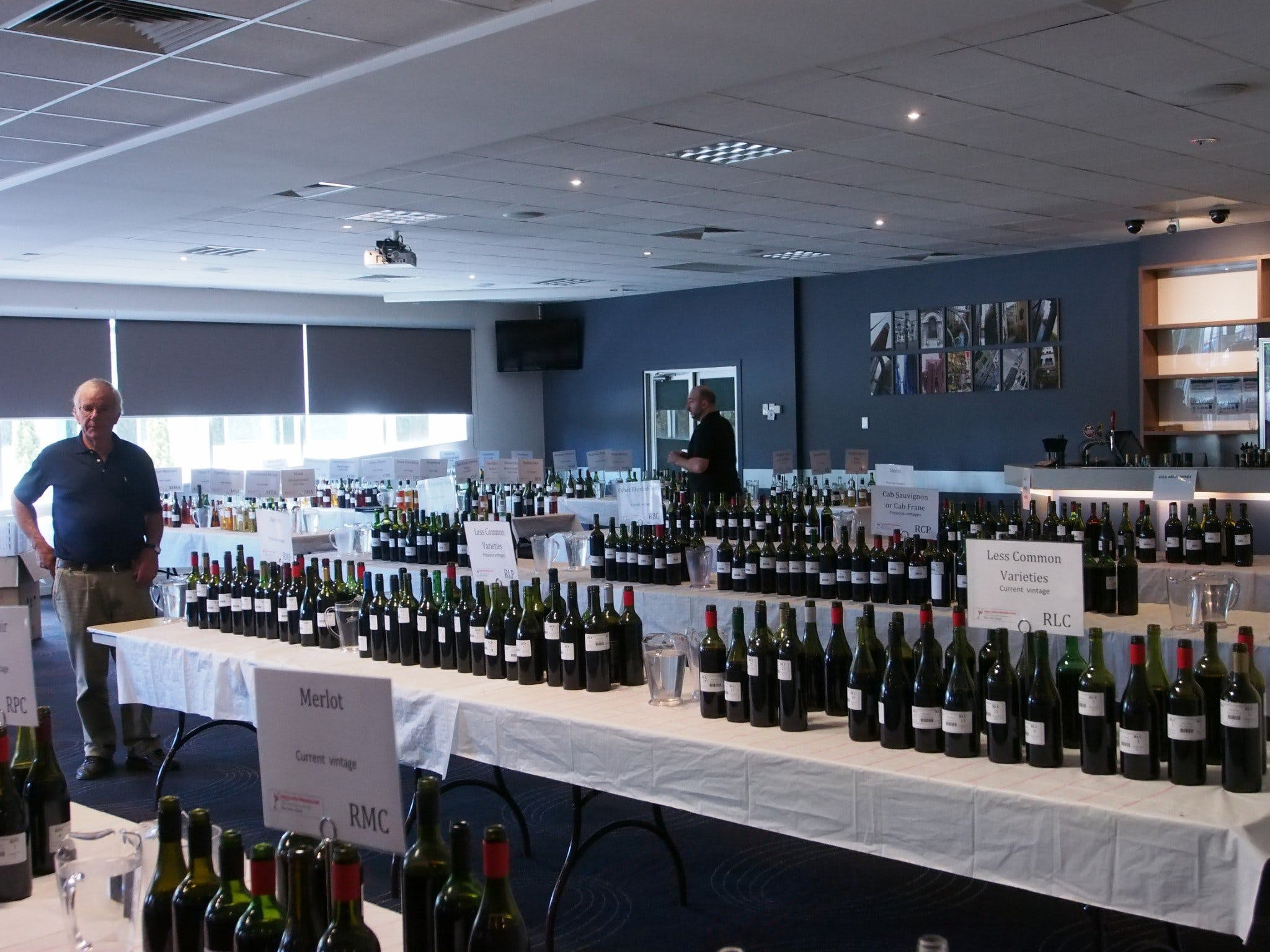 Eltham and District Wine Guild Annual Wine Show - 51st Annual Show - ACT Tourism