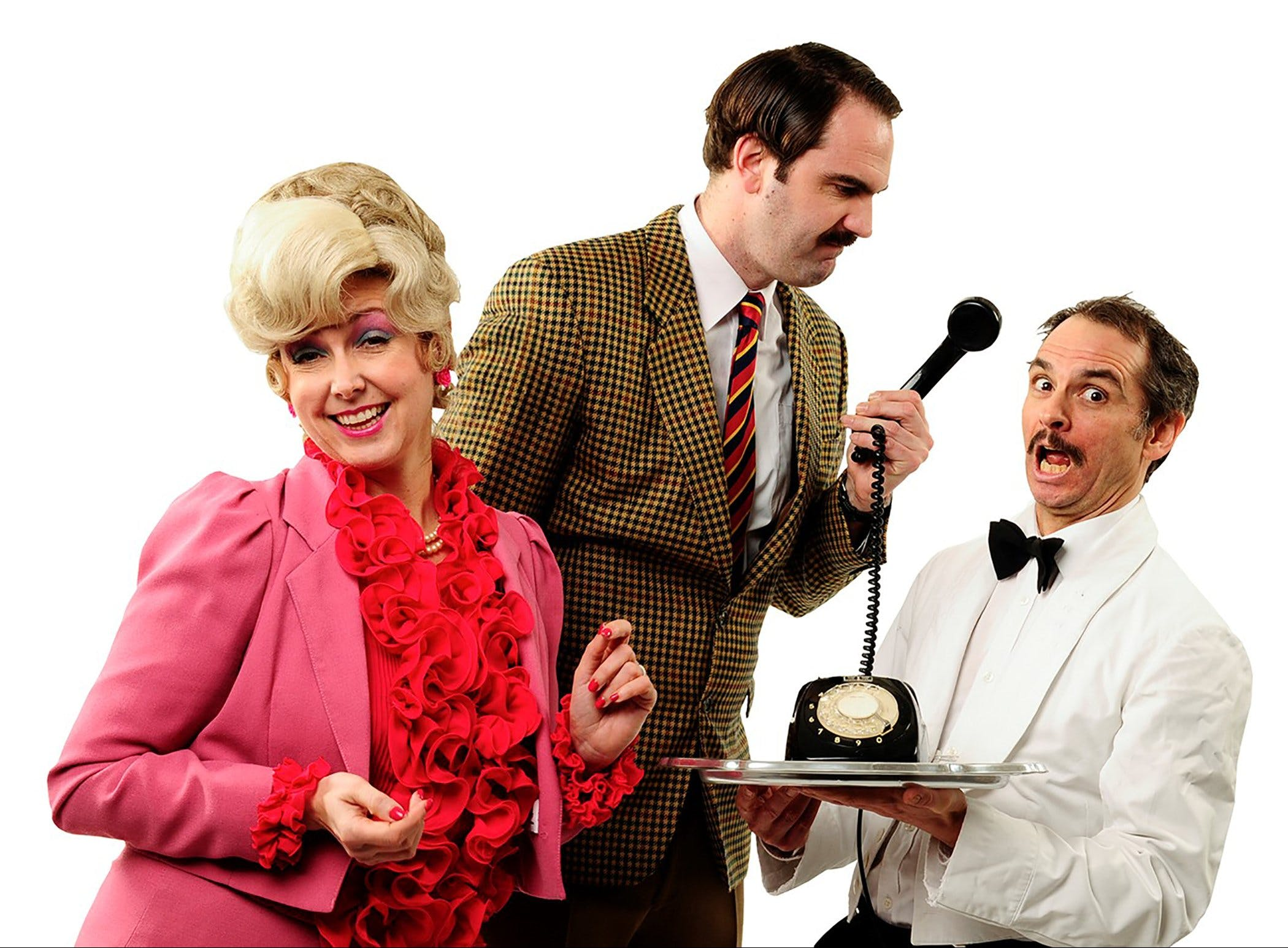 Faulty Towers - The Dining Experience at CountryPlace Hotel - ACT Tourism
