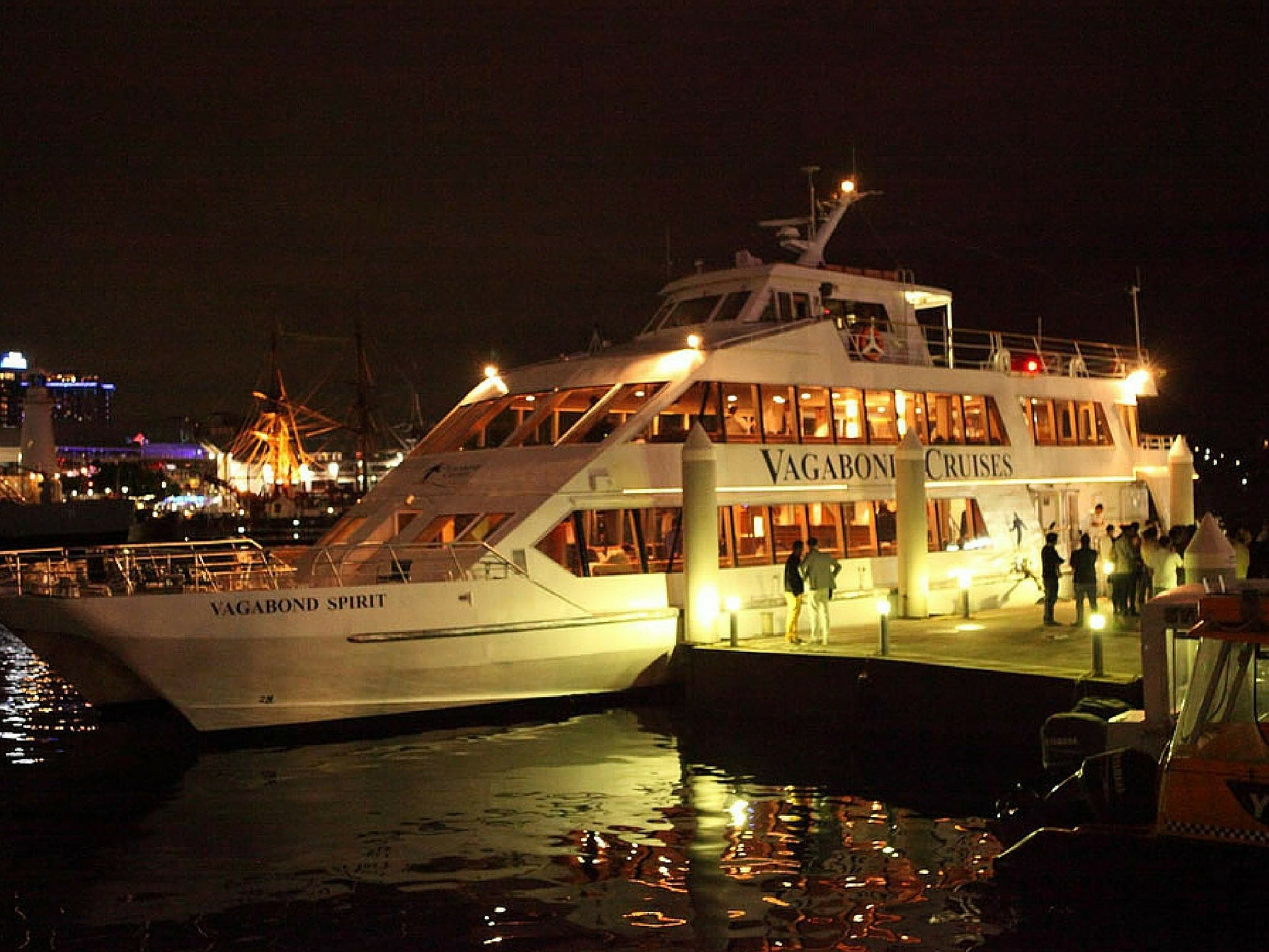 Halloween Party Cruise - ACT Tourism