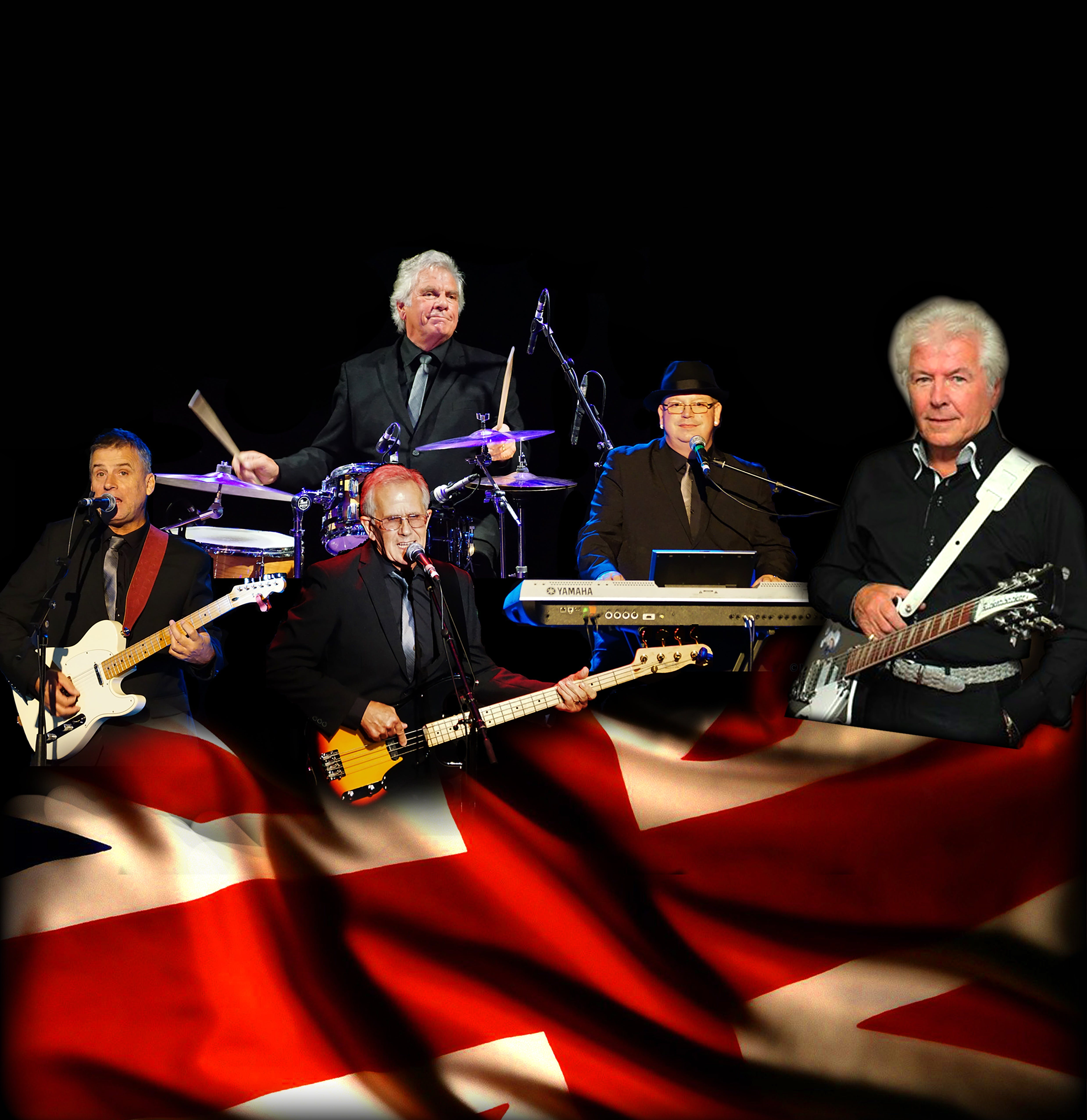 Herman's Hermits with Special Guest Mike Pender - The Six O'Clock Hop - ACT Tourism