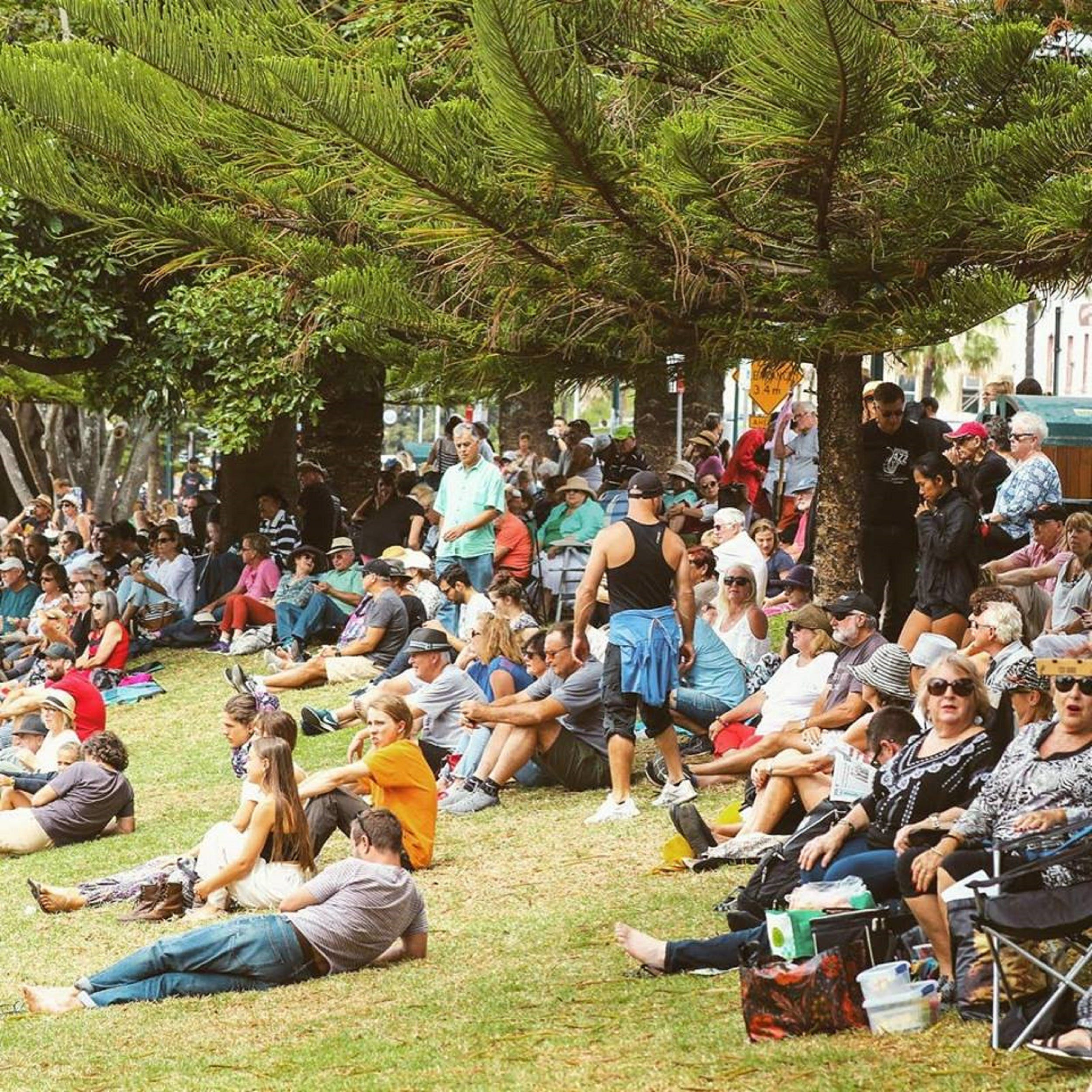 Music in the Park - ACT Tourism