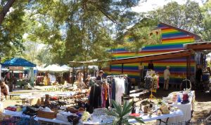Nimbin Markets - ACT Tourism