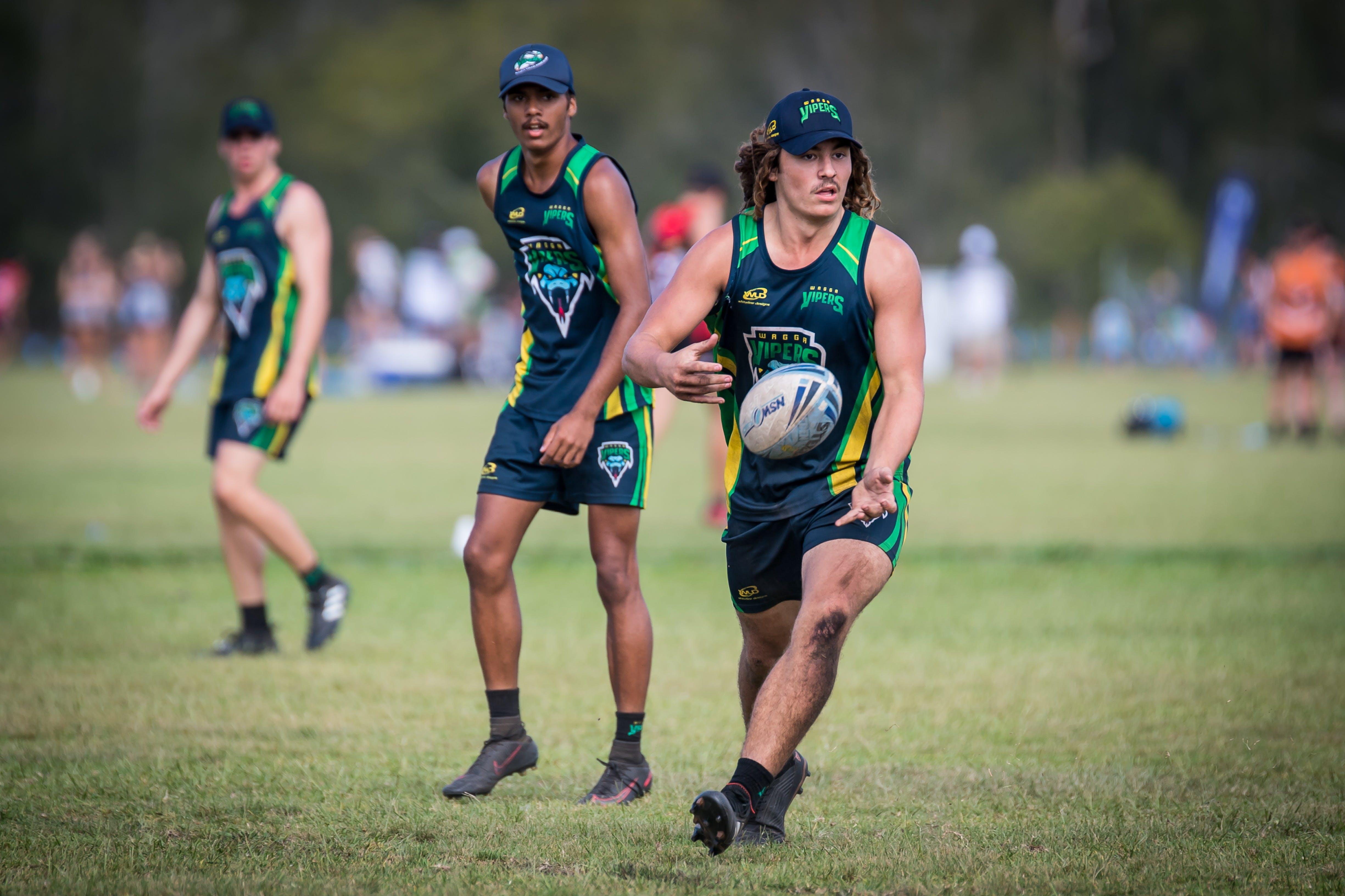 NSW Touch Junior State Cup Southern Conference - ACT Tourism