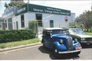 Queens Birthday Veteran Vintage and Classic Car Rally - ACT Tourism