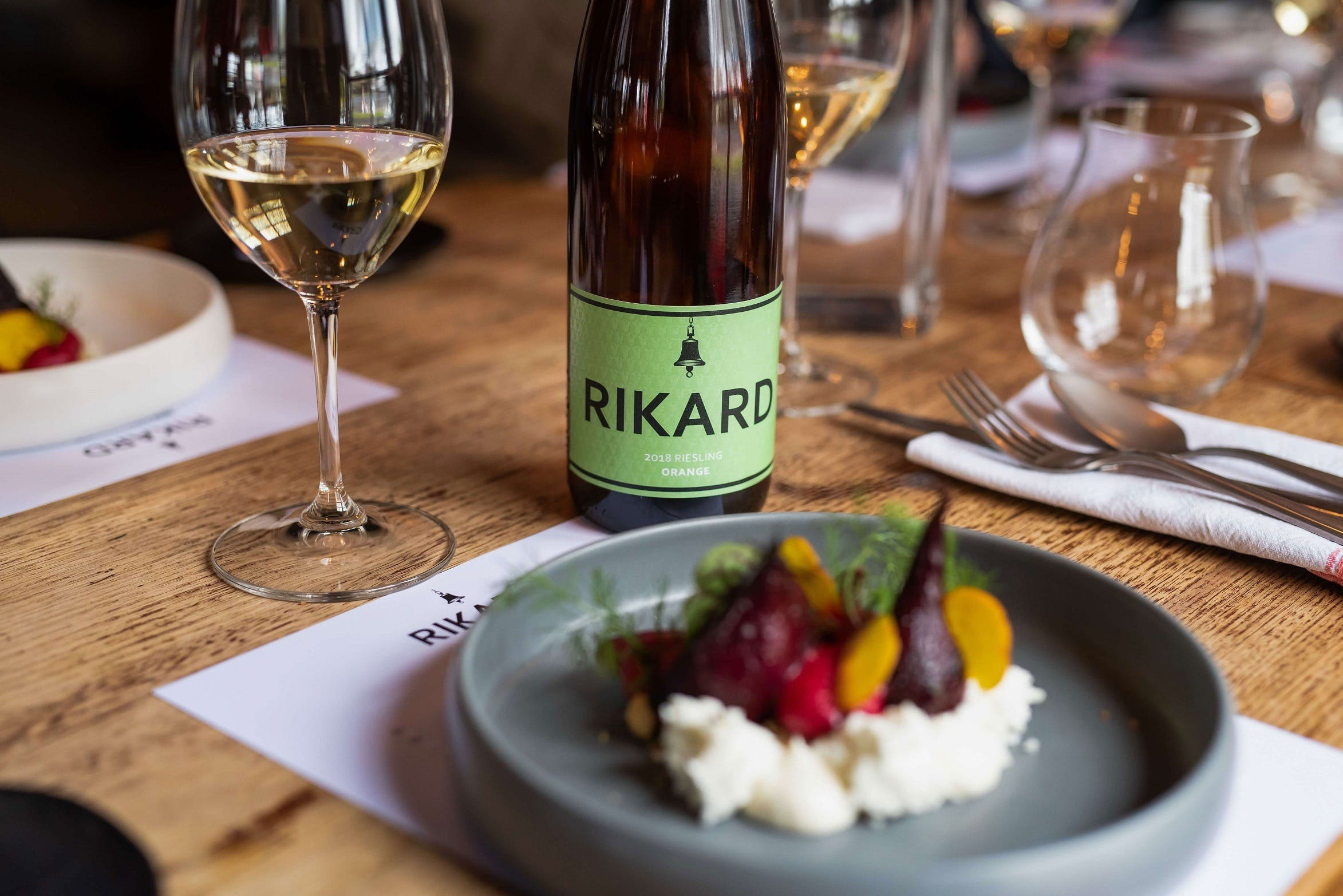 RIKARD Wines at Charred - ACT Tourism